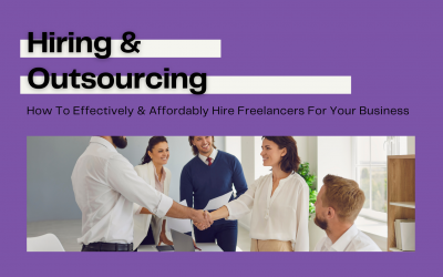Hiring And Outsourcing